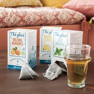Thé vert et citron vert 30g