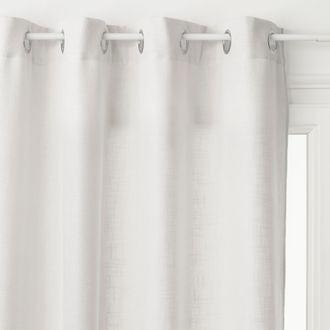Rideau Leon ivoire 140x260cm