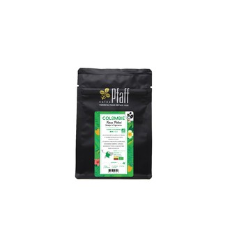 CAFES PFAFF - Colombie finca potosi bio grains 250g
