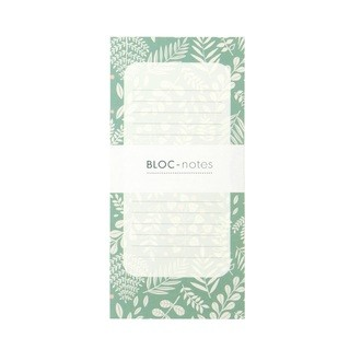 Atomic soda - to do list buisson 60 pages imprimées minilabo 9.5x20.5cm