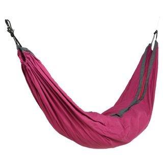 Hamac nomade en nylon 140x275cm