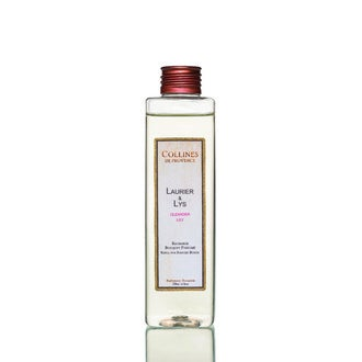 Recharge bouquet parfumé lys-laurier rose 200ml