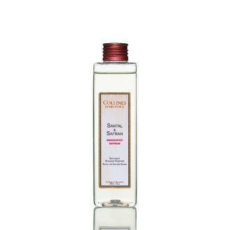 Recharge bouquet parfumé santal-safran 200ml