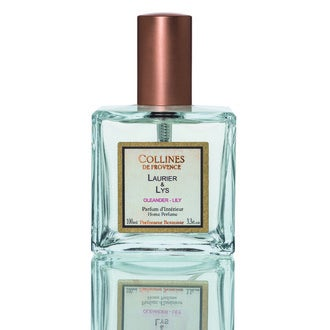 Parfum d'interieur lys-laurier rose