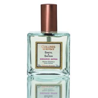 Parfum d'intérieur santal-safran
