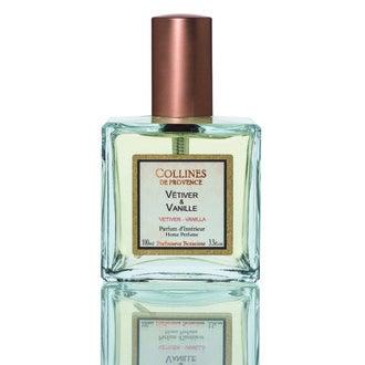 Parfum d'intérieur vétiver-vanille