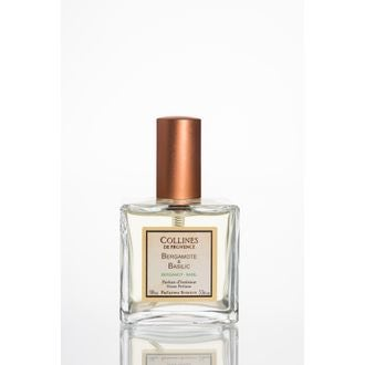 Parfum d'intérieur bergamote basilic