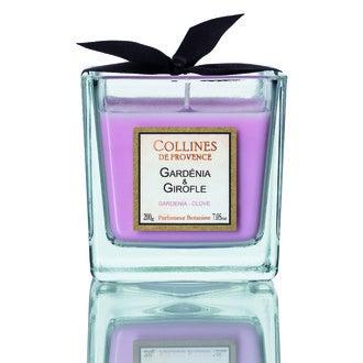Bougie parf gardénia-girofle 200g
