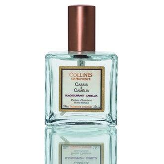 Parfum d'intérieur cassis-camélia