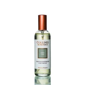 Parfum d'intérieur cèdre-cardamome