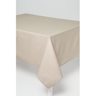Nappe enduite ligne beige 150x200cm