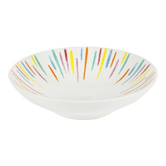 TABLE PASSION - Assiette creuse Sunshine 19cm