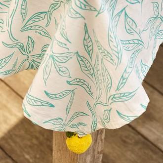 Nappe Vallauris 100% coton slub 170g 150x250cm