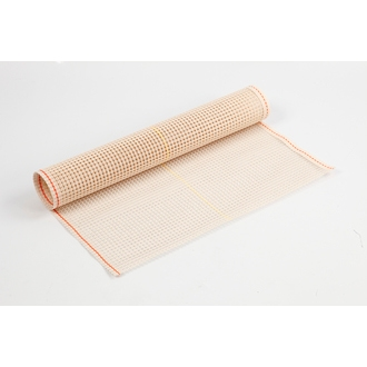 Support textile pour tissage écru 50cm