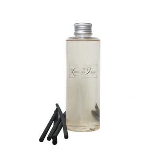 LES LUMIÈRES DU TEMPS - Recharge parfum d'ambiance luxe soie végétale 200m