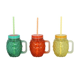 THE KITCHENETTE - Mug jar Ananas 46cl