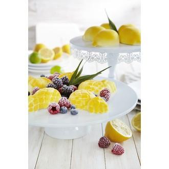 Silikomart - plaque de 6 moules 3d ananas
