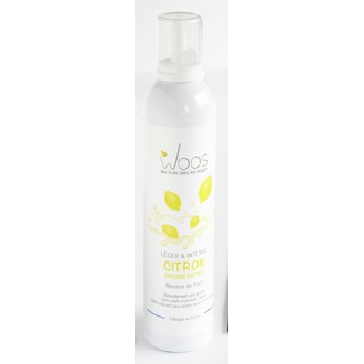WOOS - Mousse de fruit au citron 200g