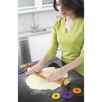 Joseph Joseph - Rouleau à pâtisserie ajustable multicolore