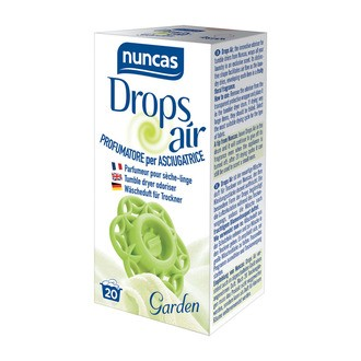 NUNCAS - Drops Air parfumeur sèche-linge - Air Garden