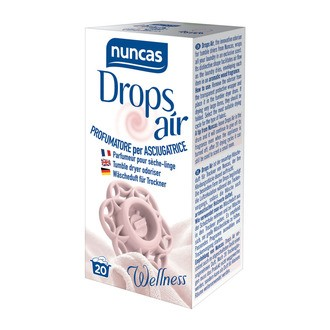NUNCAS - Drops Air parfumeur sèche-linge - Air Wellness