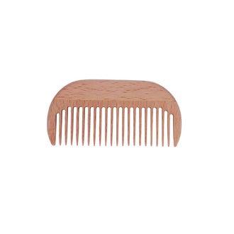 REDECKER - Peigne à barbe en bois de hêtre 9cm