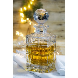 Carafe whisky timesquare 80cl
