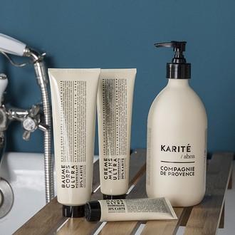 Compagnie de provence - savon liquide de marseille karité 495ml