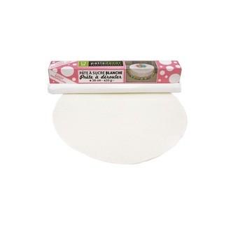 PATISDECOR- Pâte à sucre prête à dérouler marshmallow 430g