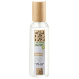 BOUGIES LA FRANCAISE - Parfum d'ambiance vanille ylang 100ml