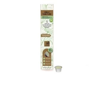 BOUGIES LA FRANCAISE - 5 capsules parfumées ylang ylang vanille pour diffuseur Ciris