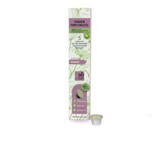BOUGIES LA FRANCAISE - 5 capsules parfumées pamplemousse romarin pour diffuseur Ciris