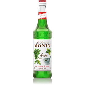 MONIN - Sirop Basilic 70 cl