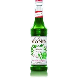 MONIN - Sirop goût menthe verte 70cl