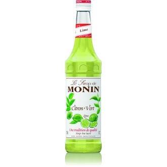 MONIN - Sirop goût citron vert 70cl