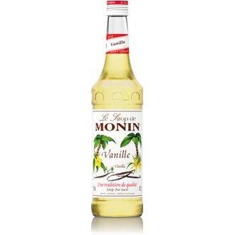 MONIN - Sirop goût vanille 70cl