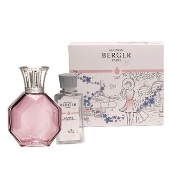 LAMPE BERGER Coffret lampe légende + Parfum L'élégante Parisienne 180ml