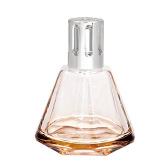 LAMPE BERGER - Coffret lampe gem champagne + parfum petillance exquise 180ml