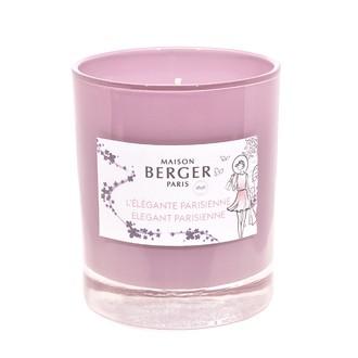 LAMPE BERGER Bougie l'élégante Parisienne