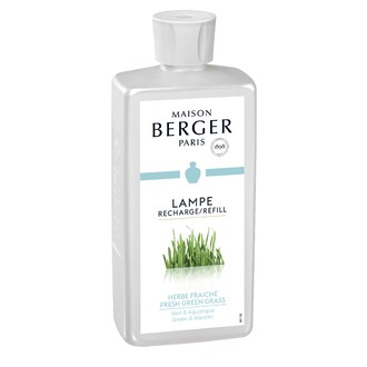 LAMPE BERGER Parfum 500ml Herbe Fraiche