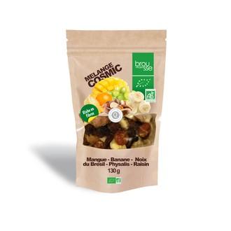 BROUSSE - Mélange fruits cosmic bio 130g