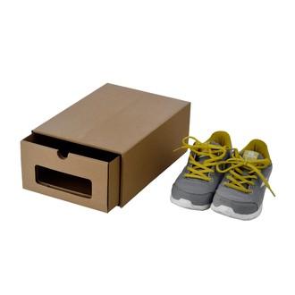 Boîte à chaussures à fenêtre 30x21x12