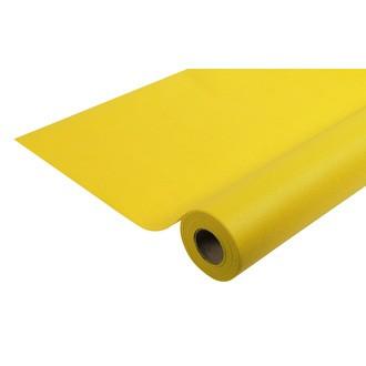 Nappe airlaid spunbond jaune 1,2x10m