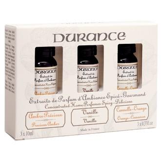 DURANCE - Coffret 3 extraits de parfum Epices