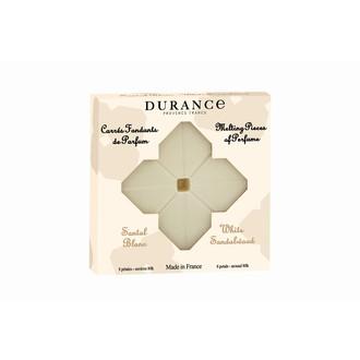DURANCE - Carré fondant santal blanc