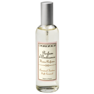 DURANCE - Parfum d'ambiance spray caramel tendre 100ml