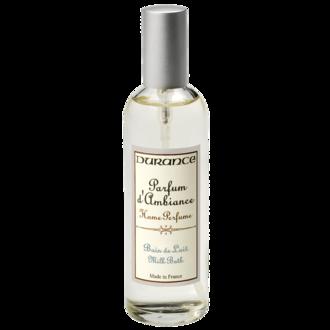 DURANCE - Parfum d'ambiance spray bain de lait 100ml