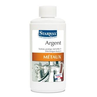 STARWAX - Nettoyant spécial argent 250ml