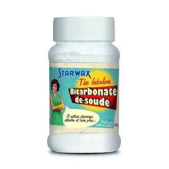 STARWAX - Bicarbonate de soude The miraculous 500g