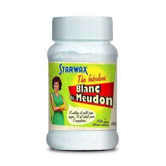 STARWAX - Blanc de meudon The incredible 480g